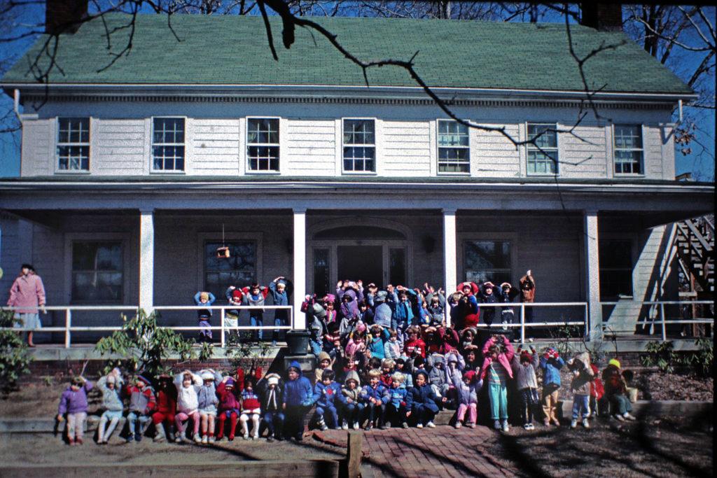Pre-Primary gathering